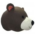Bear Head Wall Décor - Pillowfort, Brown