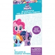 32ct Valentine's Day My Little Pony Scented Tattoos, Multi-Colored