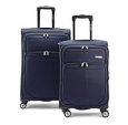 Samsonite 2 Piece 360 Spinner Set Blue
