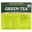 Bigelow Tea Organic Green Tea 40 Tea Bags