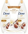 Dove Purely Pampering Body Wash, Shea Butter with Warm Vanilla 22 oz, Twin Pack