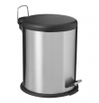Room Essentials 5 Liter Round Stainless Steel Trash Can
