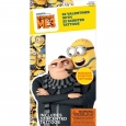 32ct Valentine's Day Despicable Me 3 Minions Scented Tattoos, Multi-Colored