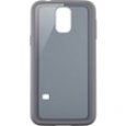Belkin - Air Protect Grip Vue Protective Case For Galaxy S5 - Slate