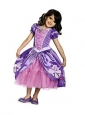 Disguise Next Chapter Deluxe Sofia The First Disney Junior Costume, Small/2t