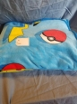 Pokemon Throw Blanket & Pillow Buddy