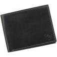 Lewis N. Clark Rfid-Blocking Bifold Wallet (Black)