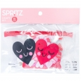 Heart Paper Craft Kit 51pc - Spritz