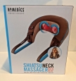 Homedics Shiatsu Neck Massager With Heat