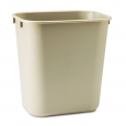 Rubbermaid Soft Molded Plastic Wastebasket