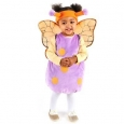 Girls Magical Butterfly Halloween Costume - Infant Size