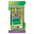 Bic Xtra Life .7 Mm Mechanical Pencils 18 Count