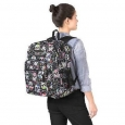 Trans By Jansport And 174; 17' Supermax Backpack - Sugar Skulls