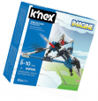 K'nex 17008 Stealth Plane Building Set