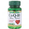 Nature's Bounty Co-Q10 Q-Sorb 100 mg - 30 Softgels