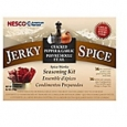 Nesco American Harvest Cracked Pepper and Garlic Flavor Jerky Spice Work Kit