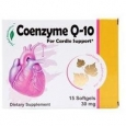Wholesale Coenzyme Q-10 15Ct Cardio Support#Herbal Inspiration *2Y -Sold by 1 Case of 36 Pieces
