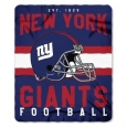 "Style Football York Giants Fleece Blanket Soft Throw Blanket 50"" X 60"""
