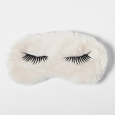 Tri-Coastal Sleep Mask Faux Eyelash