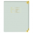 "Cambridge Padfolio, 9.25"" X 7.5"" - Gold Corners"