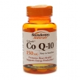 Sundown Naturals Q-Sorb CoQ10, 150mg, Softgels