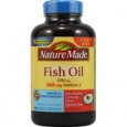 Nature Made Fish Oil 1200 mg - 180 Liquid Softgels