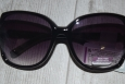 Womens Black Ebony Shatter Resistant 100% Uv Protection Sunglasses Free Ship
