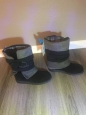 Woman's Size 8 Muk Luks Nikki Boots Style 17088 Water Resistant Black