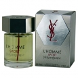 L'Homme Sport by Yves Saint Laurent, 3.3 oz Eau De Toilette Spray for Men