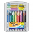 Bic Marking Permanent Marker Craft Pack, 44ct - Multicolor, Multi-Colored