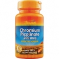 Thompson Chromium Picolinate 200 mcg - 60 Tablets