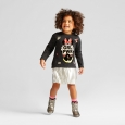 Toddler Girls' Minnie Mouse Sweatshirt Dress - Disney Charcoal Heather 3T, Gray