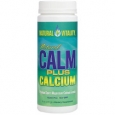 Natural Calm Plus Calcium 8 Ounces Powder