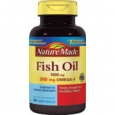 Nature Made Fish Oil Plus Vitamin D 1200 mg - 90 Liquid Softgels