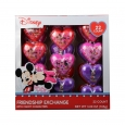 Galerie Valentine's Day Disney Mickey/Minnie and Universal Minions Printed Heart