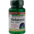 Nature's Bounty Melatonin 3 mg - 240 Tablets