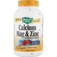 Nature's Way Calcium Mag and Zinc Mineral Complex 250 Capsules