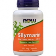 NOW Foods Silymarin 150 mg - 120 Vcaps