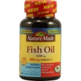 Nature Made Fish Oil Lemon 1200 mg - 60 Liquid Softgels