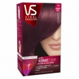 Vidal Sassoon Pro Series London Luxe Hair Color, 4RV Mayfair Burgundy, 1 kit