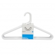 RE Super Heavyweight Plastic Hanger - 5 Pk - White