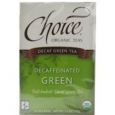 Choice Organic Teas Green Tea Decaffeinated 16 Tea Bags