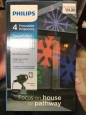Philips Christmas Led Multicolored Snowflake Projector