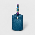 Luggage Tag - A New Day Teal (Blue)