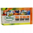 BioBag Tall Food Scrap Bags 13 Gallon
