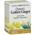 Organic Golden Ginger 16 Bag