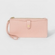 Women's Wristlet - A New Day Smoked Pink
