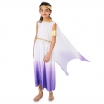 Purple Passion Greek Goddess Child Costume L (12-14)
