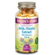 Nature's Herbs Milk Thistle Extract 350 mg - 50 Capsules
