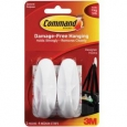 Command Designer Medium Hooks with Adhesive (Pack of 2)